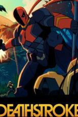 انیمیشن شوالیه ها و اژدها Deathstroke: Knights and Dragons