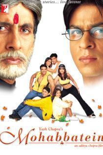 دانلود فیلم محبت ها با دوبله فارسی Mohabbatein 2000