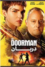 دانلود فیلم دربان با دوبله فارسی The Doorman 2020