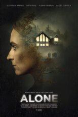 دانلود فیلم سینمایی تنها با زیرنویس فارسی Alone 2020 WEB-DL