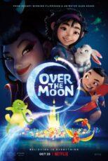 دانلود انیمیشن روی ماه با دوبله فارسی Over the Moon 2020