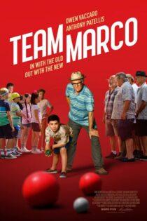 دانلود فیلم تیم مارکو با زیرنویس Team Marco 2019
