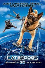 دانلود فیلم گربه ها و سگ ها ۲ با دوبله فارسی Cats & Dogs 2 2010
