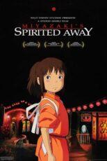 دانلود انیمیشن شهر اشباح با دوبله فارسی Spirited Away 2001
