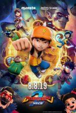 دانلود انیمیشن بوبو قهرمان کوچک BoBoiBoy: Movie 2 2020