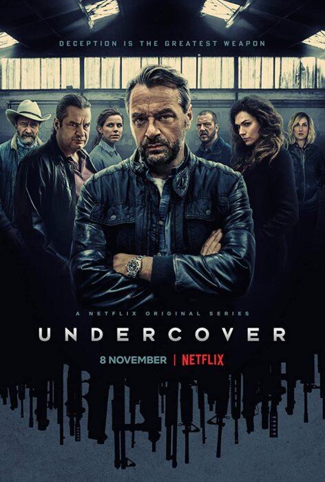 دانلود فصل دوم سریال مخفی Undercover Season 2 2020 WEB-DL