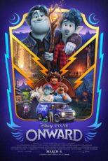 دانلود انیمیشن به پیش با دوبله فارسی Onward 2020