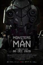 دانلود فیلم هیولاهای انسان با دوبله فارسی Monsters of Man 2020