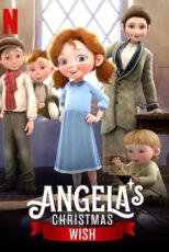 انیمیشن آرزوی کریسمس آنجلا Angela's Christmas Wish 2020