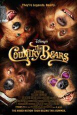 دانلود فیلم خرس های دهکده دوبله فارسی The Country Bears 2002
