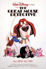 دانلود انیمیشن کارآگاه بازل  The Great Mouse Detective 1986