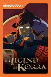 دانلود انیمیشن افسانه کورا The Legend of Korra 2012
