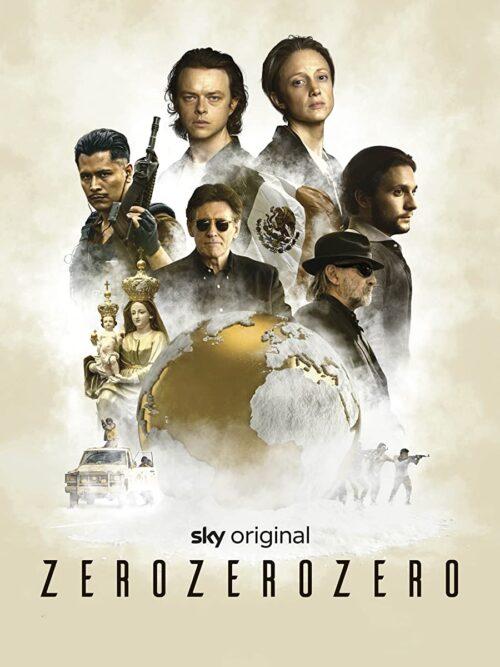 دانلود سریال سه صفر با دوبله فارسی ZeroZeroZero 2019
