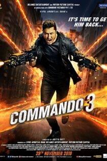 دانلود فیلم کماندو ۳ با دوبله فارسی Commando 3 2019