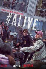 دانلود فیلم هشتگ زنده با دوبله فارسی Hashtag #Alive 2020