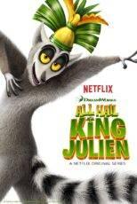 دانلود انیمیشن زنده باد شاه جولین All Hail King Julien TV Series