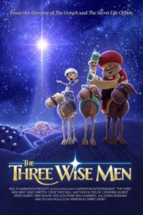 دانلود انیمیشن سه کیمیاگر دوبله فارسی The Three Wise Men 2020