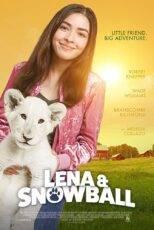 دانلود فیلم لنا و اسنوبال با دوبله فارسی Lena and Snowball 2021