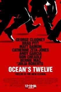 دانلود فیلم دوازده یار اوشن با دوبله فارسی Ocean's Twelve 2004