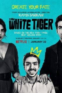 دانلود فیلم ببر سفید با دوبله فارسی The White Tiger 2021