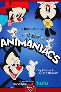 دانلود انیمیشن انیمینیاکس با دوبله فارسی Animaniacs 2020