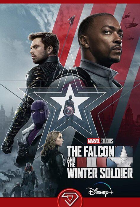 دانلود سریال فالکون و سرباز زمستان The Falcon and the Winter Soldier 2021