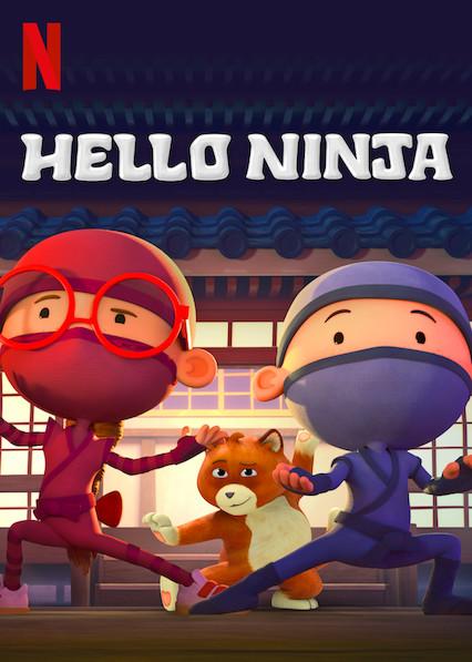 دانلود فصل اول کارتون سلام نینجا Hello Ninja 2019