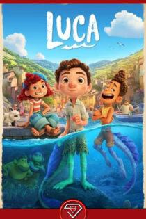 دانلود انیمیشن لوکا با زیرنویس فارسی چسبیده Luca 2021