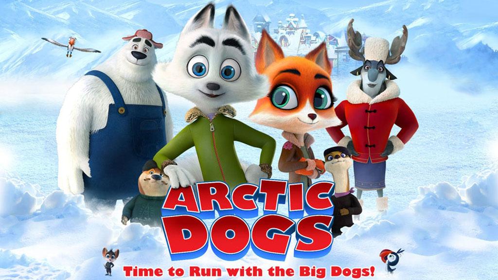 انیمیشن سگ های قطب شمال