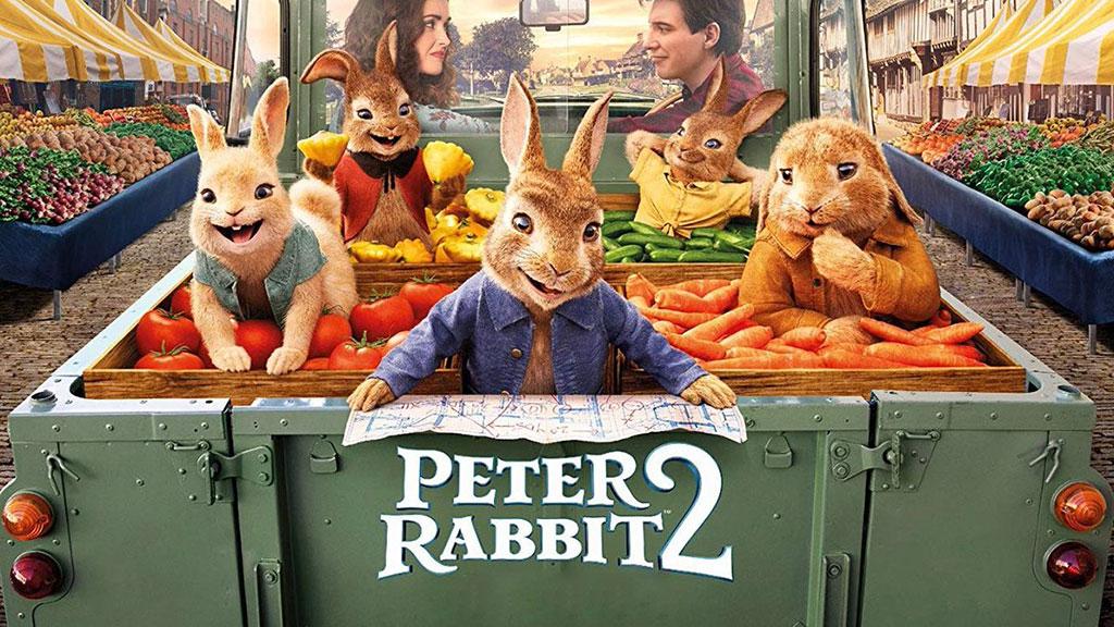 فیلم پیتر خرگوشه 2