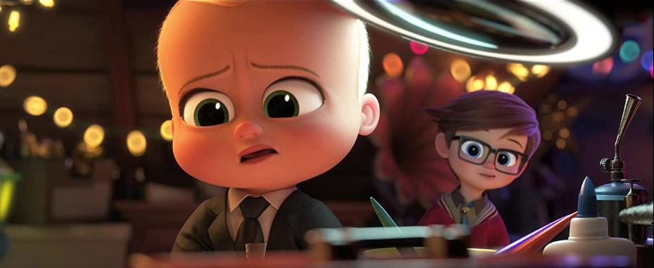 انیمیشن بچه رئیس ۲