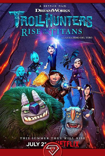 دانلود انیمیشن غول کش ها: ظهور تایتان ها 2021