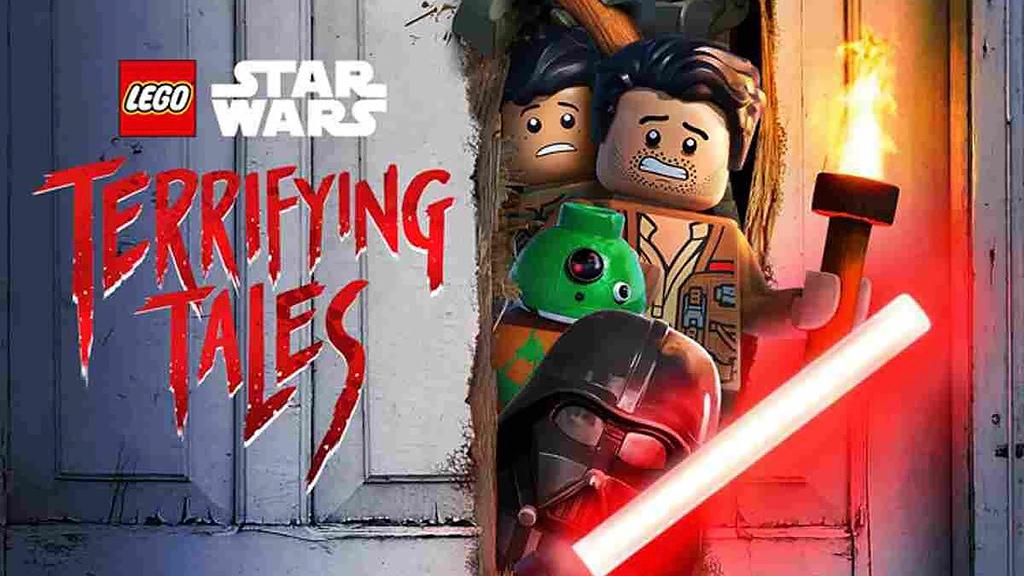 انیمیشن لگو داستانهای وحشتناک جنگ ستارگان