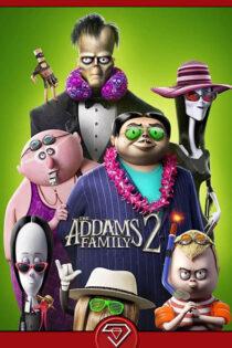 دانلود انیمیشن خانواده آدامز ۲